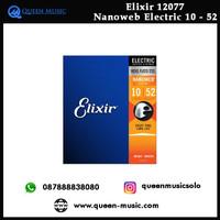 senar elixir 12077 nanoweb electric 10 - 52