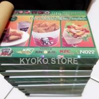 Voucher KFC Nominal Rp 20.000