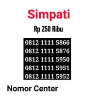 no Cantik Simpati Seri Kuartet 1111-0812 1111 5866 s3