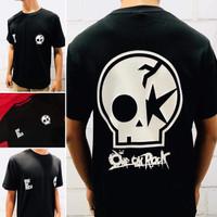 KAOS ONE OK ROCK BLACK