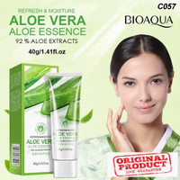 bioaqua aloe vera 92% essence (soothing gel mirip nature republic)