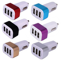 ADAPTOR CAR MOBIL CHARGER CARGER COLOKAN PORT 3 IN 1/ BATOK CAS USB HP