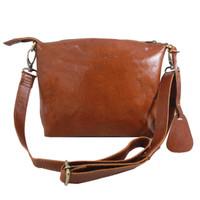 Sling Bag Simple Andini Havana polos