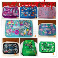 SMIGGLE HARD TOP PENCIL CASE ORGANIZER / KOTAK PENSIL SMIGGLE