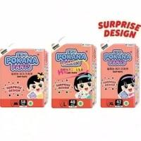 Pokana Pants Surprise Design Mega Pack M58/L48/XL42