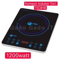 Kompor Induksi TORI TIC 818 1200watt / Kompor Listrik TORI TIC818