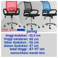 Kursi kantor, kursi kerja, kursi staff jaring2