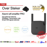 Ori Xiaomi Wifi Extender Pro Repeater Amplifier Booster Signal 300Mbps
