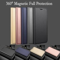 Casing Hp Luxury Magnetic Voltage Flip Wallet Case Xiaomi Mi 8 SE A1