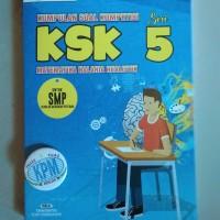 Kumpulan Soal Kompetisi (KSK) Matematika edisi 5 SMP