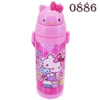 Botol Minum karakter Hello Kitty 550 ML - 0886