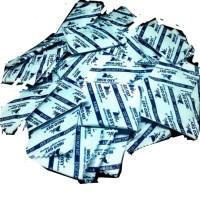 silica gel oxy sachet plastik foodgrade 1 pack isi 100 sachets