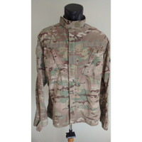 US Army Coat Combat Uniform BDU Flame Resistant Multicam MURAH BU