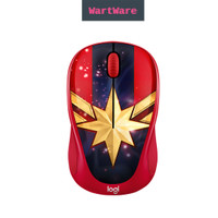 Logitech M238 Marvel Collection (Captain Marvel) Wireless Mouse