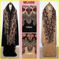 Khadeeja Mukena Bali Motif Batik unik free tas mukena