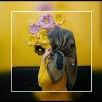 hijab voal premium/kerudung segi empat/ voal ala premium hijab