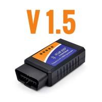 OBD 2 ELM 327 Interface Bluetooth V 1.5 Scanner Mobil