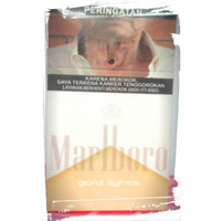 Rokok Marlboro Gold Lights / Putih 20