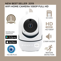 IP Home Camera CCTV Paket Wireless New 2019 Best Seller