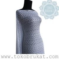 Kain Brukat / Kain Brokat - CTTN Borer 017