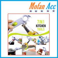 #EC041 - Pembuka Botol & Kaleng 7 in 1 - Kitchen Can Do