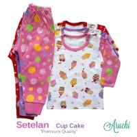 Terlaris Setelan Panjang Piyama Panjang Baju Tidur Bayi Aruchi Sml (2)