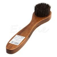 Sikat Sepatu Bulu Kuda / Shoe Cleaning Brush Horse Hair MA016