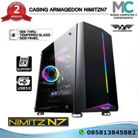 Armaggeddon Nimitz N7 Casing Gaming ATX Multi Colour