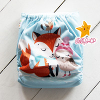 Clodi Cloth Diaper Bayi Popok Kain Bayi Royal Bebe BONUS 2 INSERT