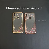 Vivo v11 Flower soft case