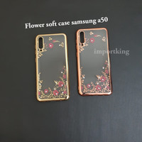 Samsung a50 Flower soft case