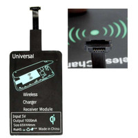 Qi Wireless Charging Receiver Lightning For Micro USB forward