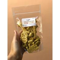 WOOF Homemade Dog Cookie - Salmon & Potato Flavor (100gr)