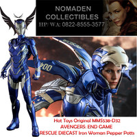 Hot Toys MMS538-D32 AVENGERS END GAME - RESCUE IRON MAN DIECAST