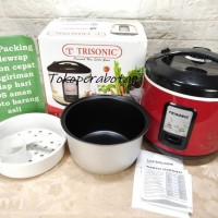 Magic Com / Rice Cooker Trisonic 3in1