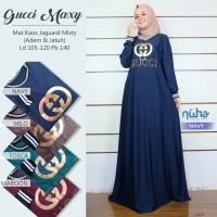 baju wanita gamis gucci muslim modern unik modis lucu