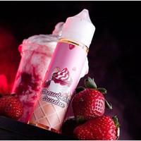 Liquid Strawberry Sundae Legong Juice Nic 3Mg 60ML Vape murah alacarte