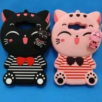 Harga case 4d mimi cat kucing softcase sarung kondom hp samsung j2 | antitipu.com