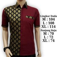 Batik Primis Exclusive | Grosir Batik Murah Berkualitas | Kemeja Kerja