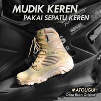 Sepatu Delta Original Asli Import Boots 8.0 Tactical