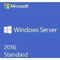 Windows Server Std Edition 2016 64Bit DSP OEI 16 Core