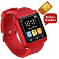 Jam tangan anak bisa nelphon smartwatch U8 SIM CARD