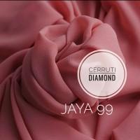 Kain Sifon Cerruti Diamond Italiano/Bahan Gamis/Krudung/Jilbab