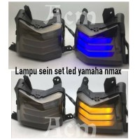 lampu sein led yamaha nmax / sen led model jpa nmax