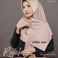 Jilbab Segi Empat Royal by Adabia