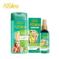 Paket Azalea Shampoo + Azalea Hijab & Body Mist