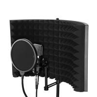 Ori Foldable Adjustable Portable Sound Absorbing Shield Vocal