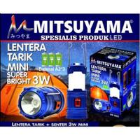 Unik Lentera Tarik Mini Lampu tenda outdoor