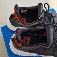 sepatu adidas prophere core black premium