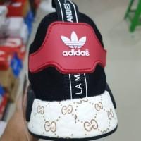 sepatu adidas nmd gucci premium